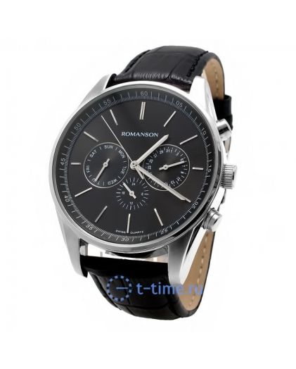 Часы ROMANSON TL 9224 MW (BK)