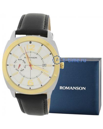 ROMANSON TL 3220F MC(WH) BK