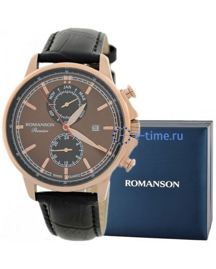 ROMANSON PB 3251F MR(BROWN)BK