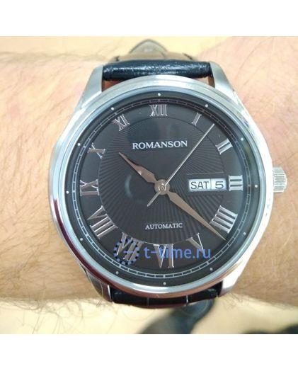 Часы ROMANSON TL 3222R MW(BK) BK