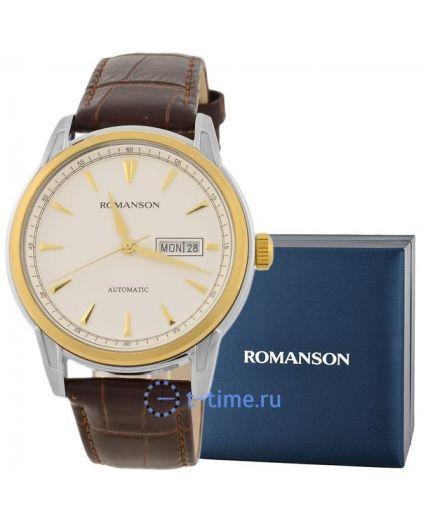 Часы ROMANSON TL 3223R MC(WH) BN