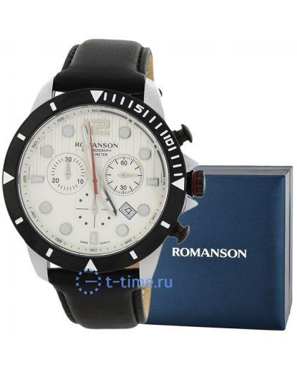 ROMANSON AL 3203H MD(WH)BK