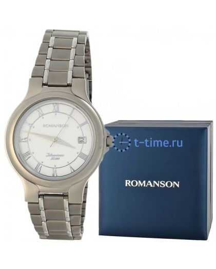 ROMANSON TM 8697 MC(WH)