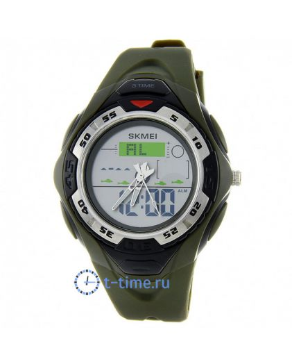 Skmei 1539 army green