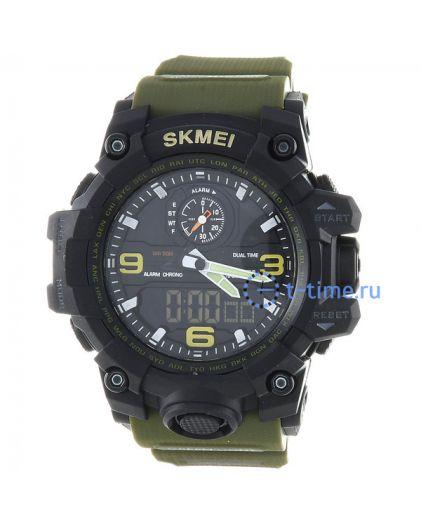 Skmei 1586 army green
