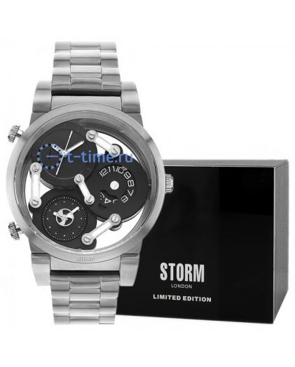 STORM tri-mez black 47236/bk box