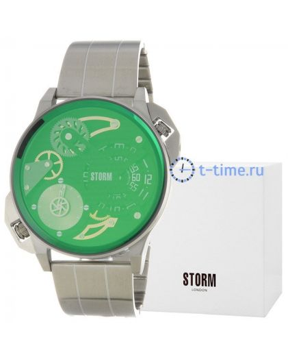 STORM dualmation lazer green 47410/gn
