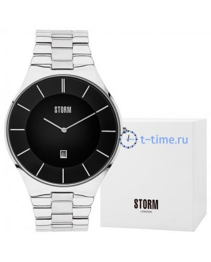 STORM slim-x xl black 47159/bk