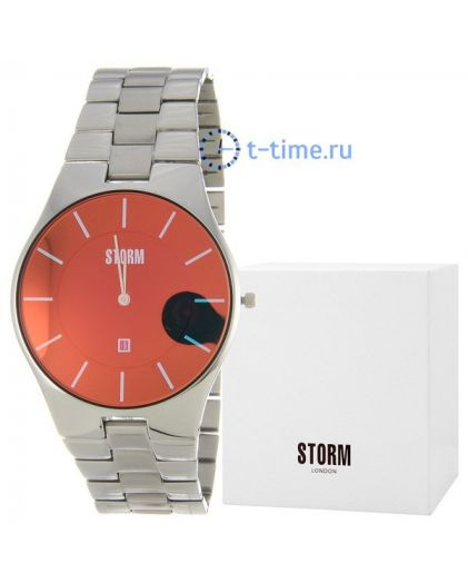 STORM slim-xl lazer red 47159/r
