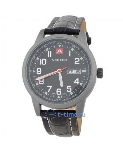 VECTOR 003572-VC8 IPGR Black