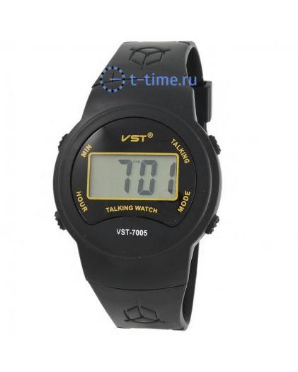 VST 7005 (говорящие,будильник) 200 часы эл. наручные