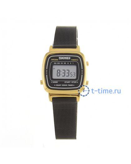 Skmei 1252MHGDBK gold black