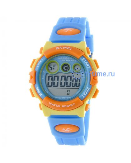 Skmei 1451 yellow/blue