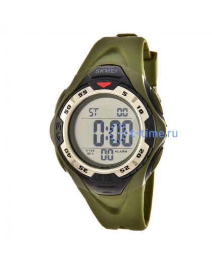 Skmei 1607AG army green