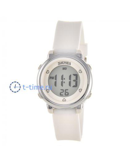 Skmei 1100WT бел наручные часы
