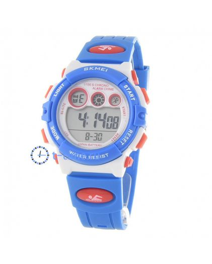Skmei 1451 white/blue