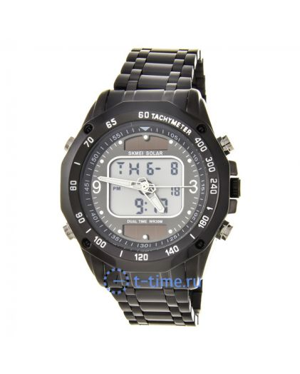 Skmei 1493BK black наручные часы