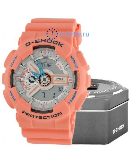 Часы CASIO G-SHOCK GA-110DN-4A