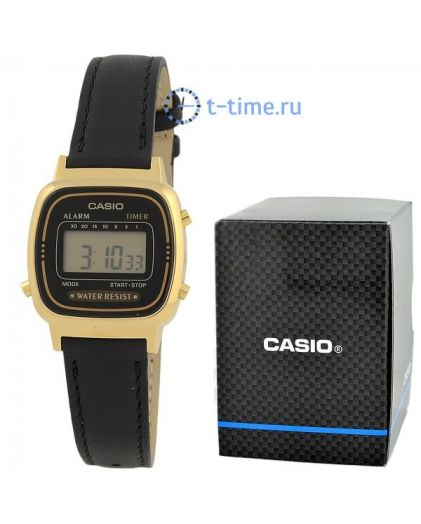 CASIO LA670WEGL-1E