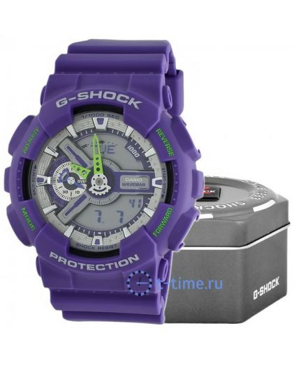 Часы CASIO G-SHOCK GA-110DN-6A
