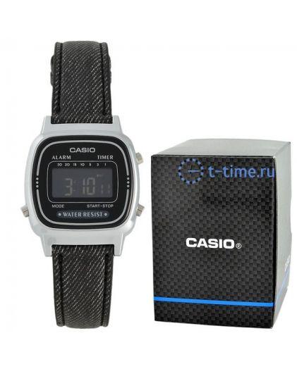 CASIO LA670WEL-1B