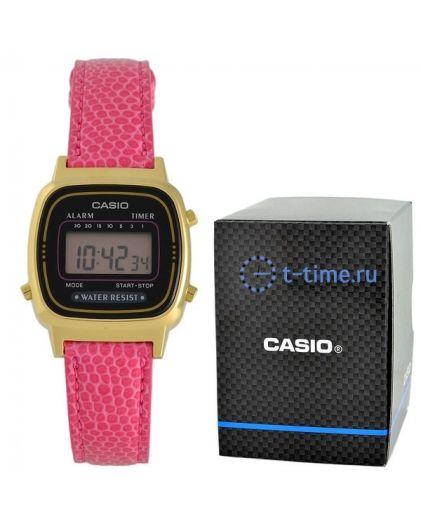 CASIO LA670WEGL-4A