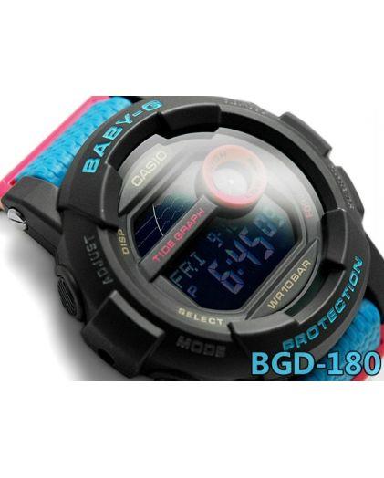 CASIO Baby-G BGD-180-2E