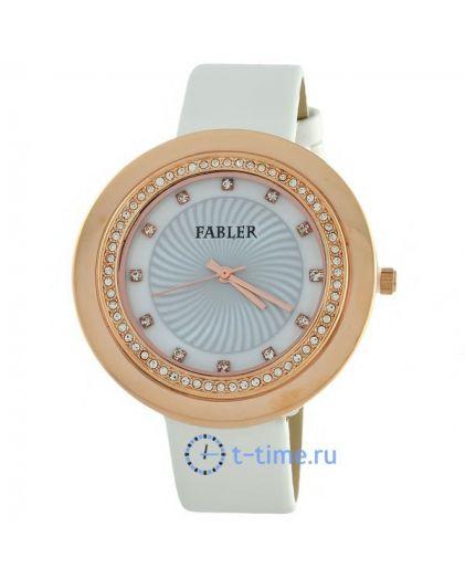 FABLER 500125 корп-роз,циф-перл,рем бел
