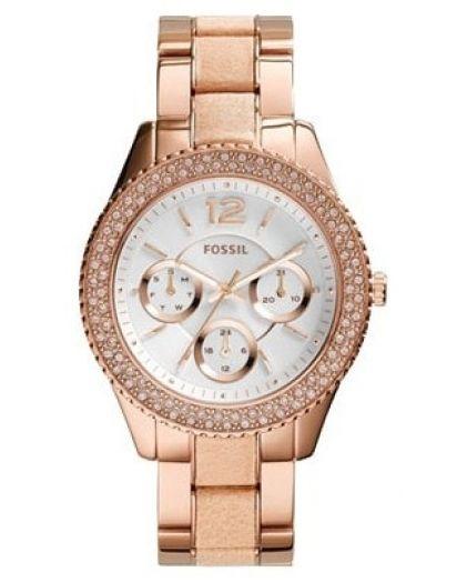 Женские часы Fossil Fashion ES3721