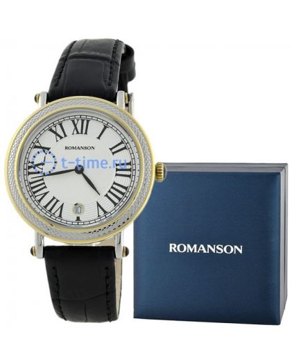 ROMANSON RL 1253 LC(WH)BK