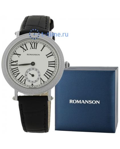 ROMANSON RL 1253B LW(WH)BK