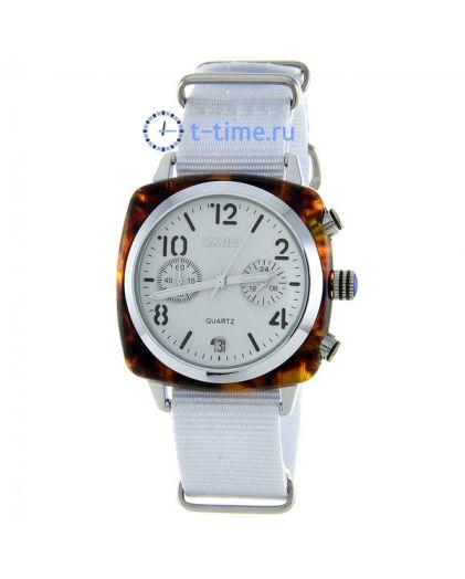 Skmei 9186 silver/white