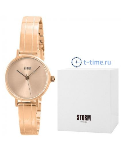 STORM tansy rose gold 47369/rg