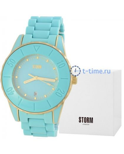 STORM new vestine gold aqua 47027/gd/aq