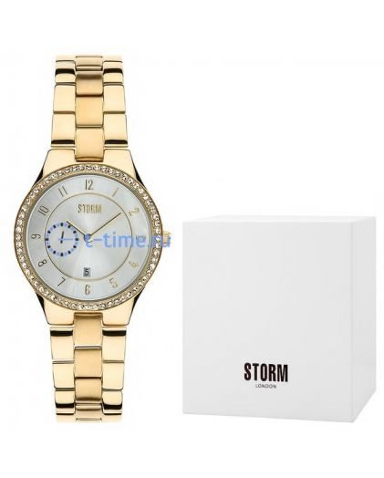 STORM slim x crystal gold 47189/gd