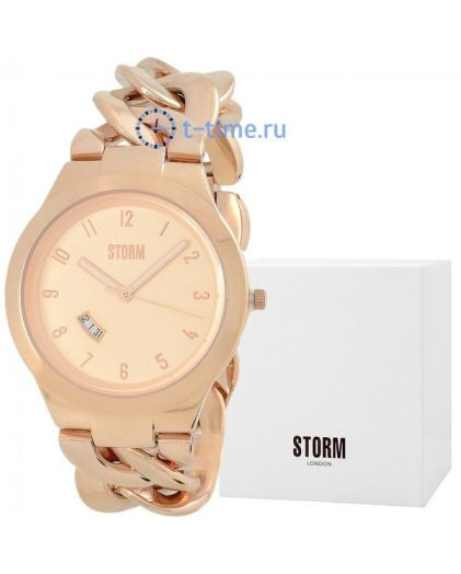 STORM shelly rose gold 47215/rg