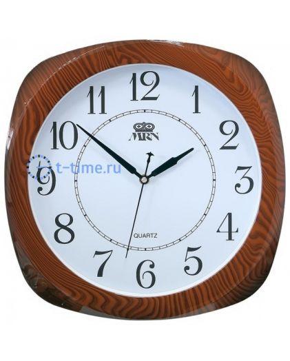 Настенные часы MIRRON P2535A ДК2Б
