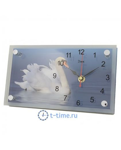 Часы 21 век 1323-27 (13х23) настольные