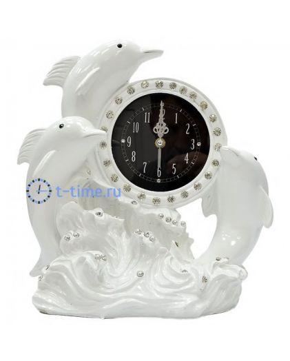 Часы La minor 8111-Т статуэтка