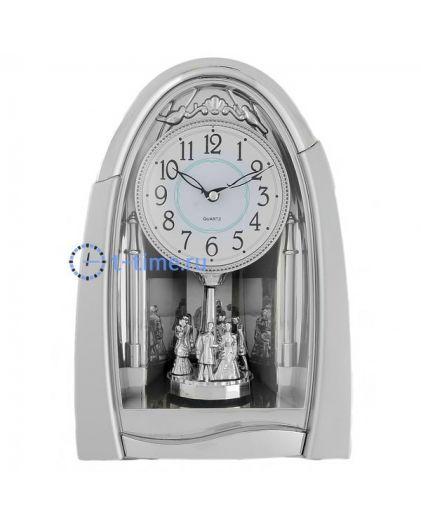 Часы La minor 911 silver с маятником