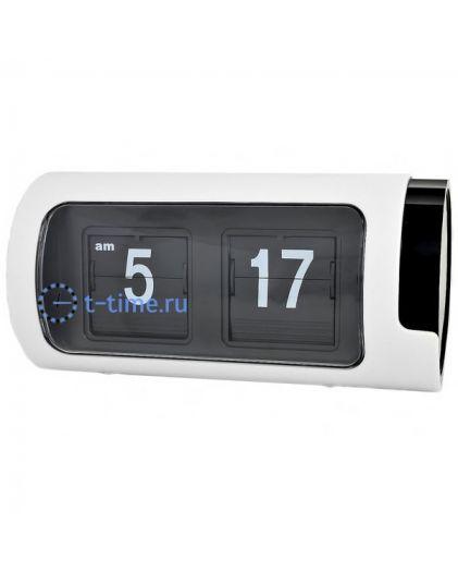 Часы Перекидные JS-2216 (2*AA)/40 настольные перекидные