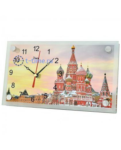 Часы 21 век 1323-622 (13х23) настольные