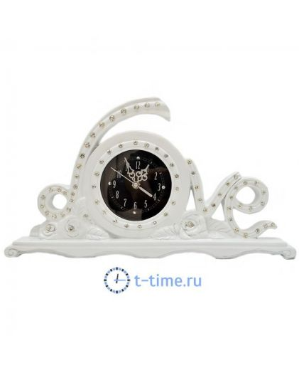 Часы La minor 8095-Т white статуэтка