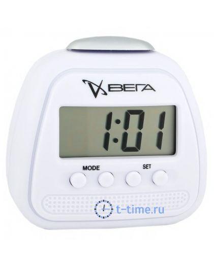Часы Вега 2708-HS настольные