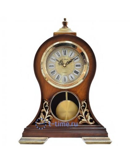 Часы La minor 1252-11 статуэтка