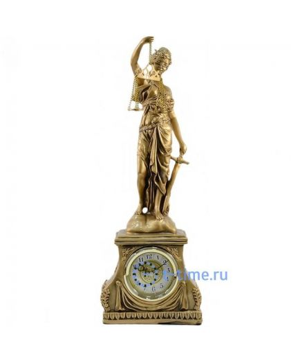 Часы La minor 5238 статуэтка