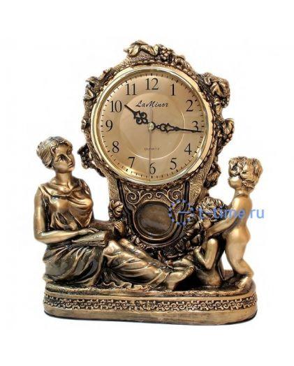 Часы La minor 5602 статуэтка