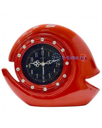 Часы La minor 8087-Т red статуэтка