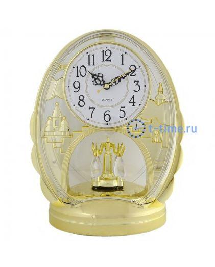 Часы La minor 928 gold с маятником