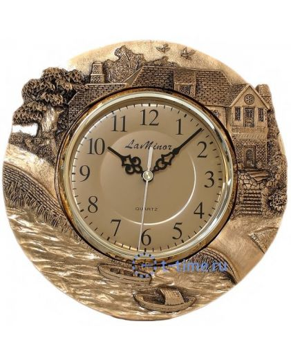 Часы La minor 6008 статуэтка